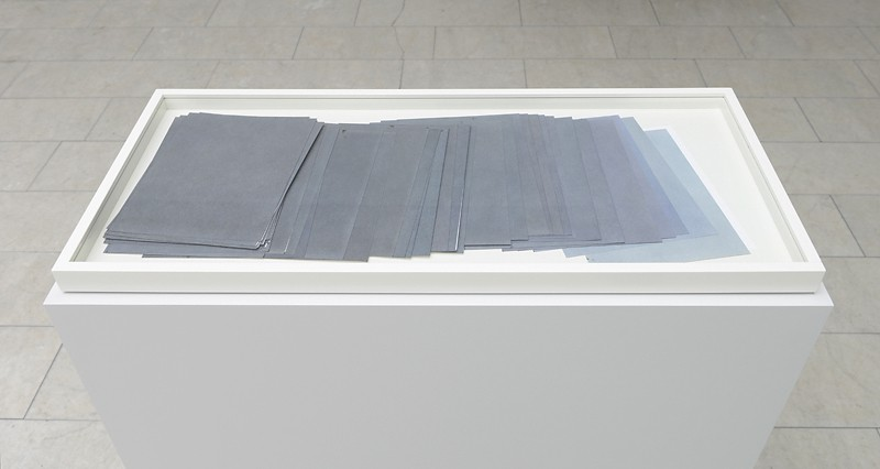 Untitled (An Incomplete Set of Copies) (2012) — Ane Mette Hol
